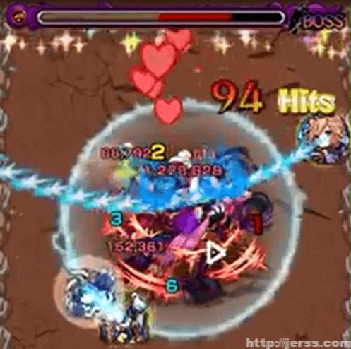 【降臨】ハートの女王がダルタニャンで激変!